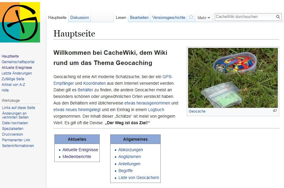 cachewiki