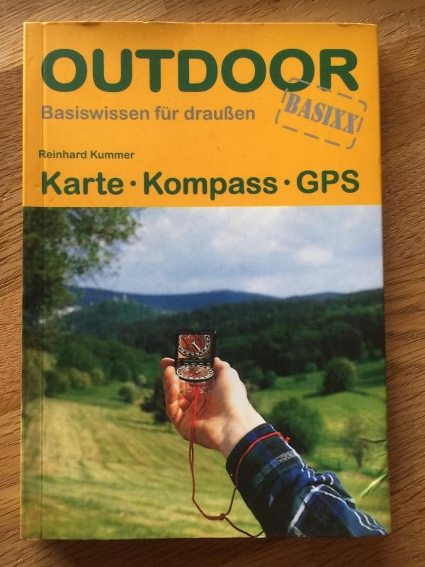 Geodätische Referenzpunkte * geodaetisch_Outdoor-Buch