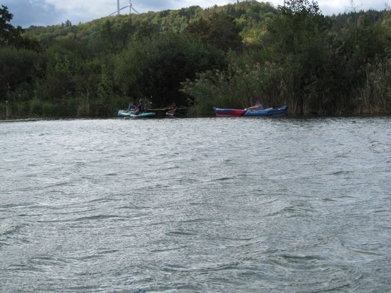 T5-Event Schlauchboot-Rennen